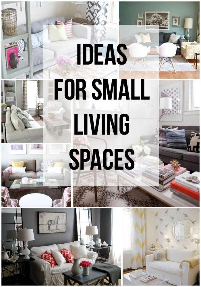 Living Room Design for Small Spaces New Ideas for Small Living Spaces