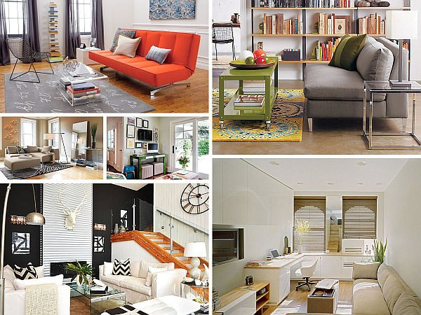 Living Room Design for Small Spaces New Space Saving Design Ideas for Small Living Rooms