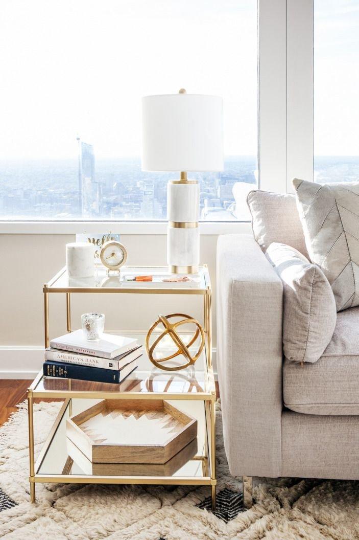 Living Room End Table Decor Fresh Best 25 Side Table Decor Ideas On Pinterest