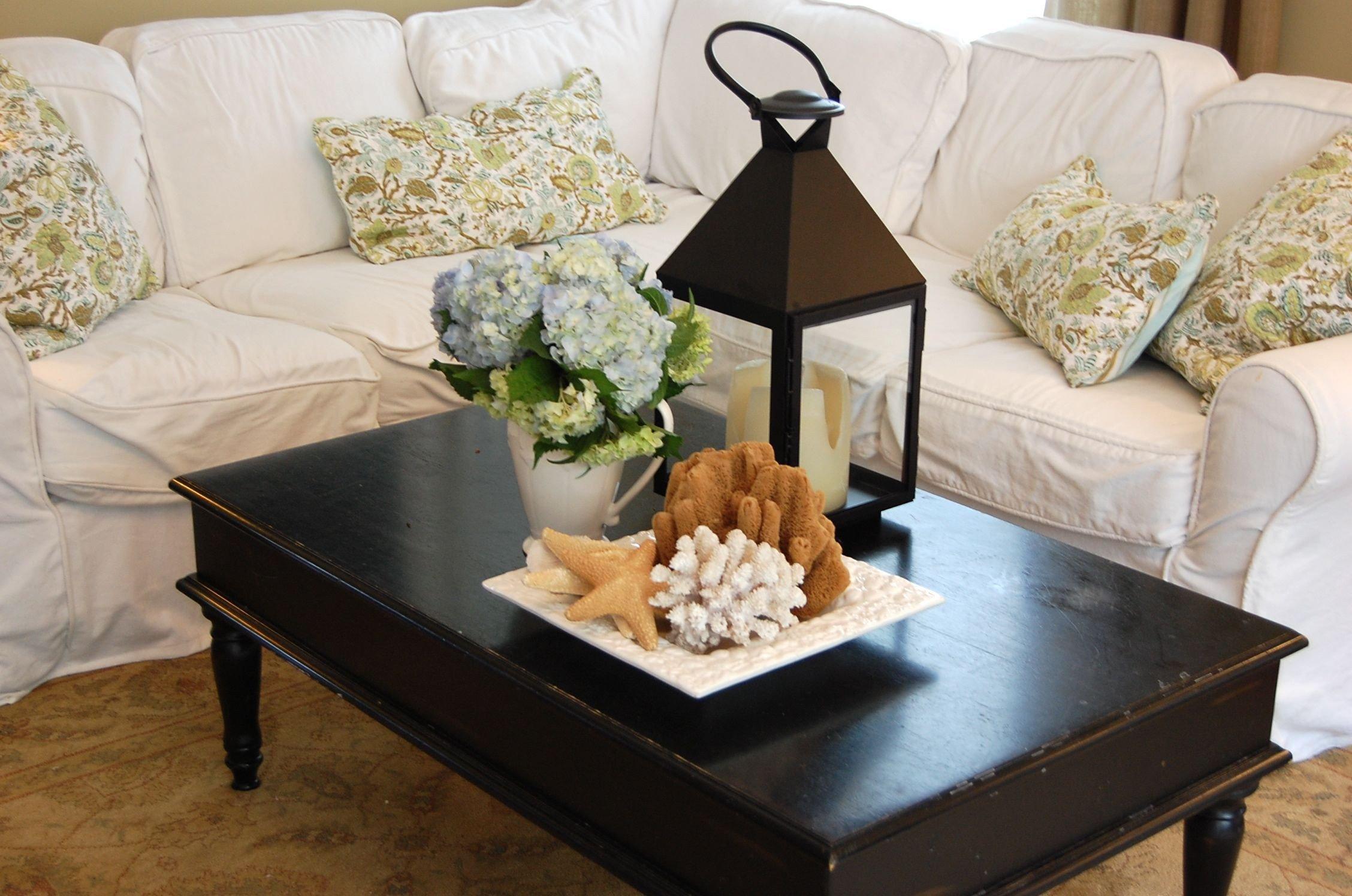 Living Room End Table Decor Inspirational Coffee Table Decor On Pinterest