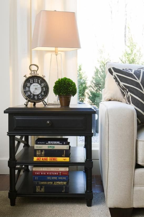 Living Room End Table Decor Lovely Best 25 Side Table Decor Ideas On Pinterest