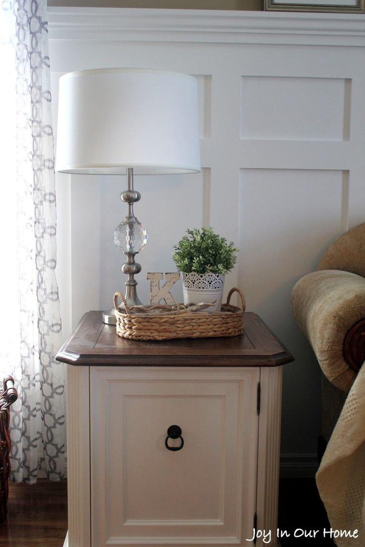 Living Room End Table Decor Luxury Best 25 Side Table Decor Ideas On Pinterest