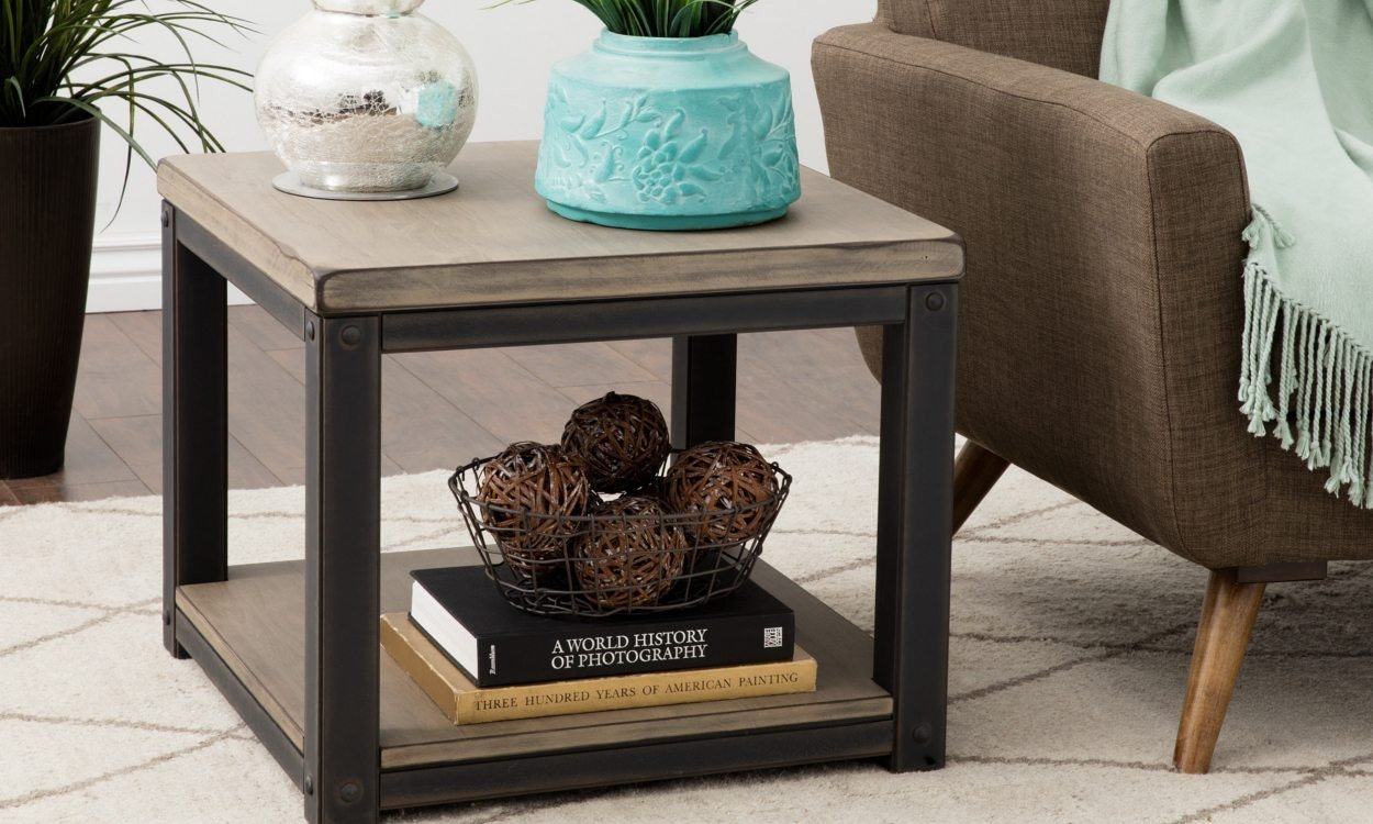 Living Room End Table Decor Luxury How to Decorate with A End Table Overstock