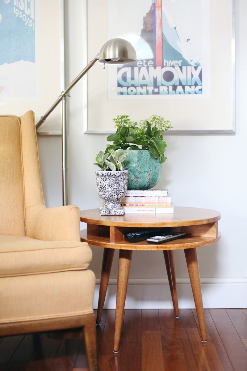 Living Room End Table Decor New Different Ways to Style An End Table
