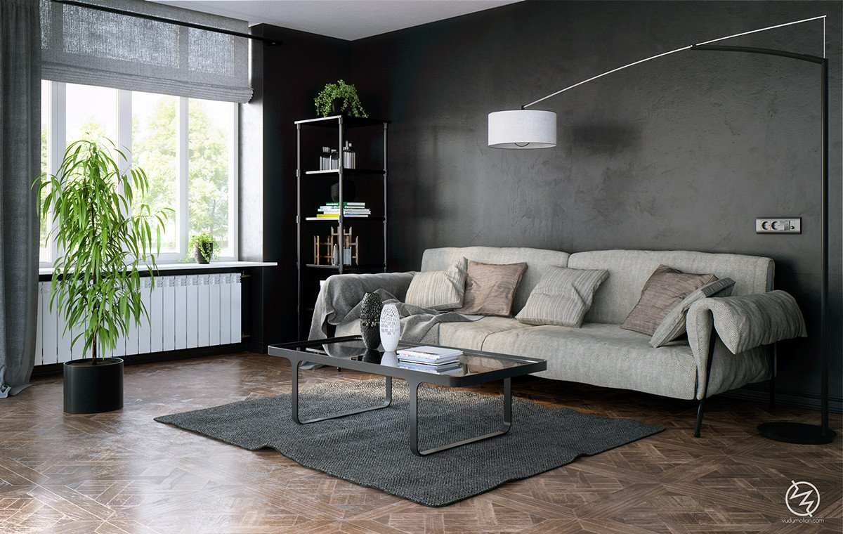 Living Room Ideas Black Elegant Black Living Rooms Ideas & Inspiration