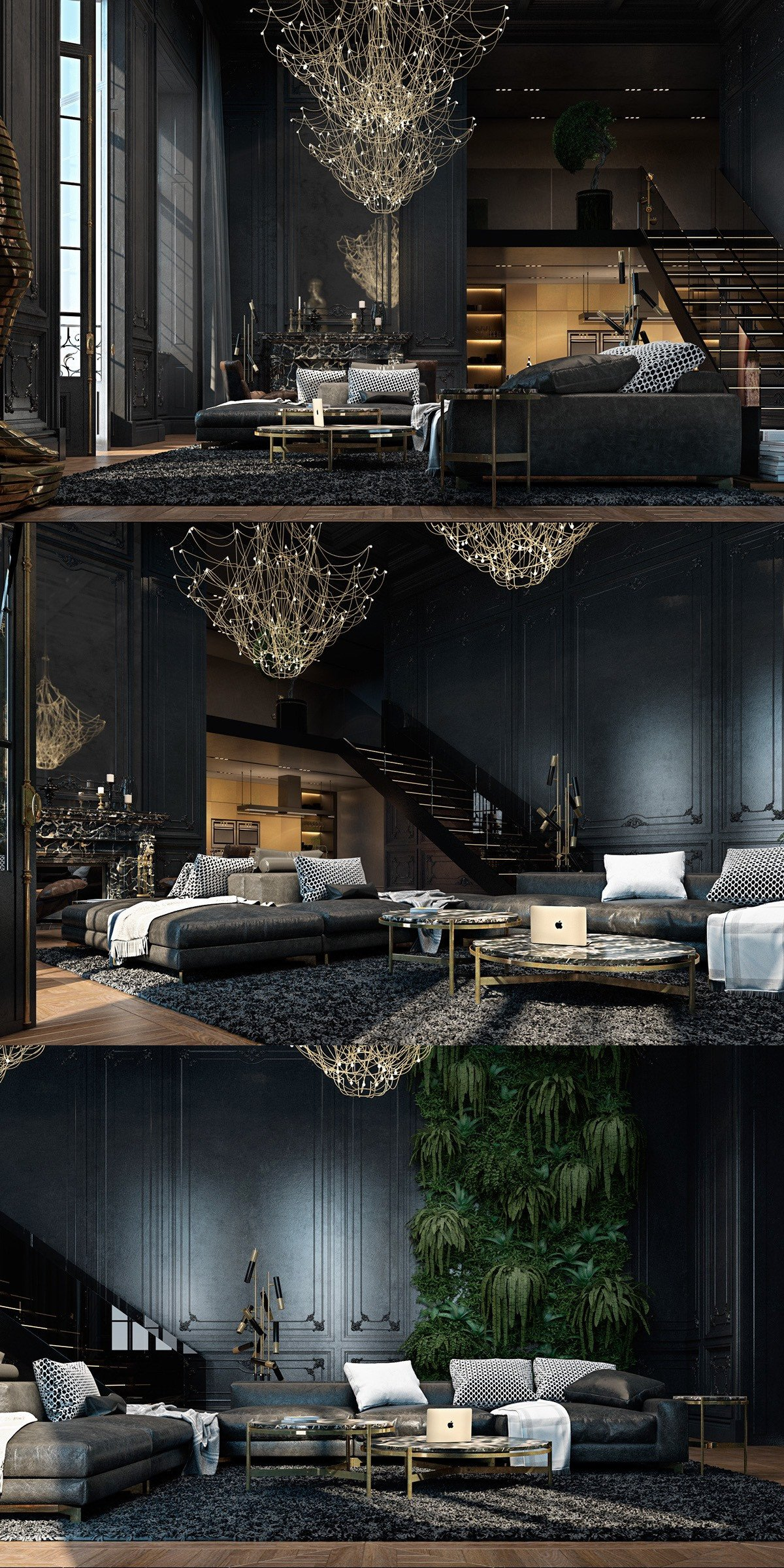Living Room Ideas Black Luxury Black Living Rooms Ideas & Inspiration