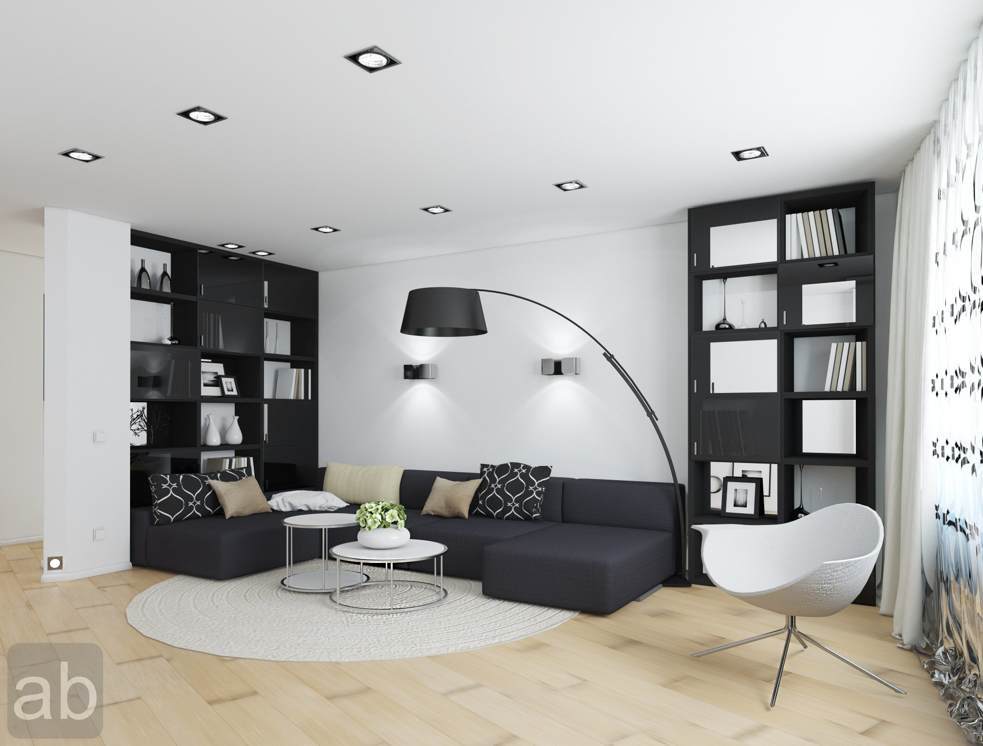 Living Room Ideas Black New Classic White Living Room Ideas