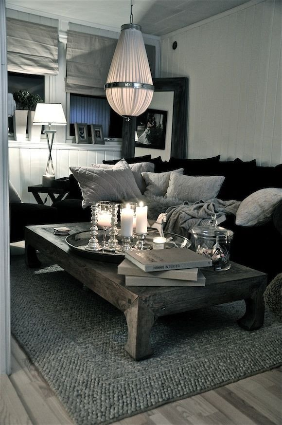 Living Room Ideas Black Unique Grey Black and White Simple and Stunning