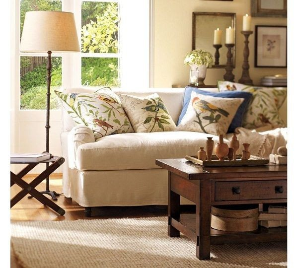 Living Room Ideas Pottery Barn Awesome La Maison Jolie Living Room Inspiration