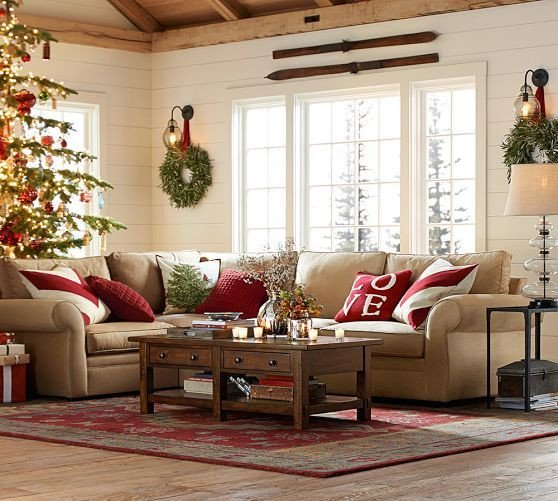 Living Room Ideas Pottery Barn Lovely Best 25 Pottery Barn Christmas Ideas On Pinterest