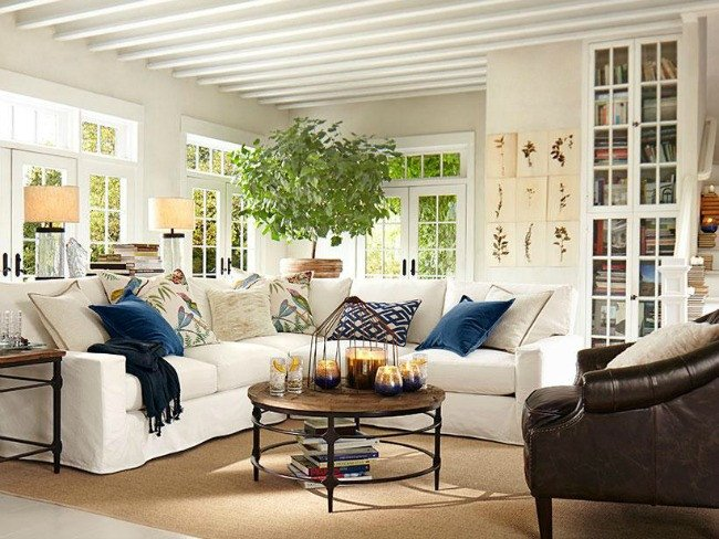 Living Room Ideas Pottery Barn Lovely Ideas for Decorating Empty Living Room Corners
