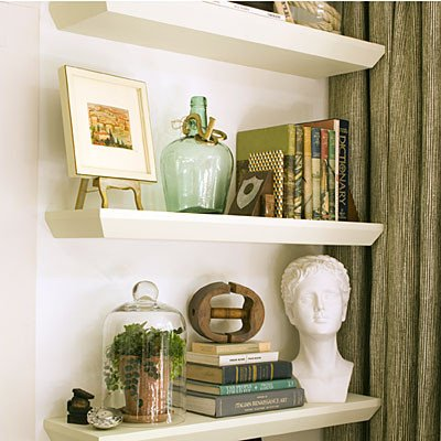 Living Room Ideas Shelves Beautiful Floating Shelves