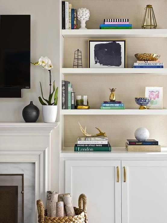 Living Room Ideas Shelves Elegant Best 20 Living Room Shelves Ideas On Pinterest