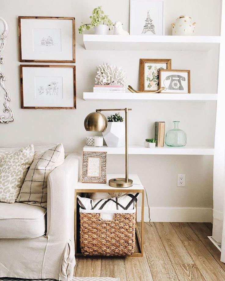Living Room Ideas Shelves Fresh 15 Open Shelving Ideas to Consider for Your Home Revamp