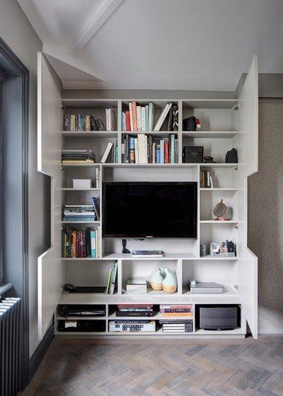 Living Room Ideas Shelves Unique 12 Clever Ideas for Living Room Shelving