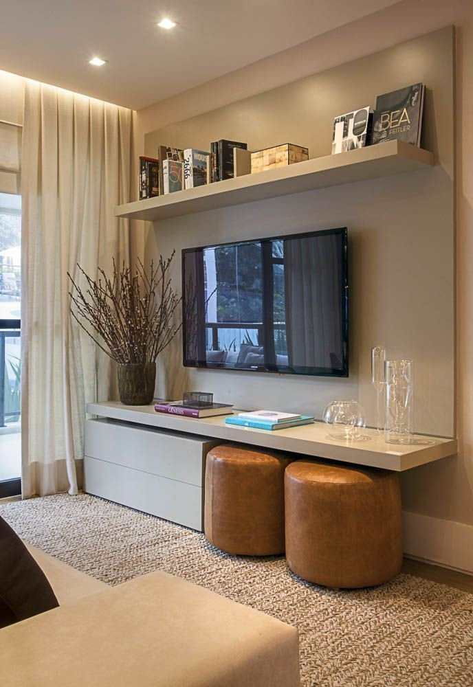 Living Room Ideas Tv Stand Lovely 7 Best Ways to Decorate Around the Tv