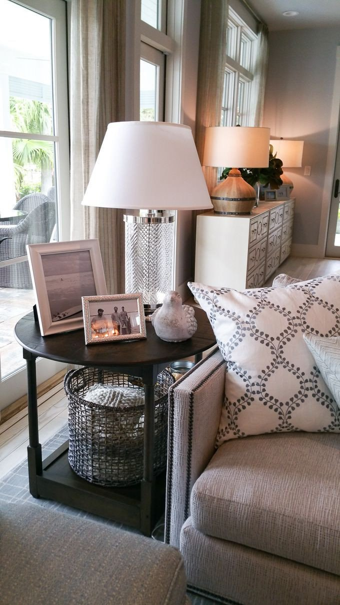 Living Room Side Table Decor Beautiful 25 Best Ideas About Side Table Decor On Pinterest