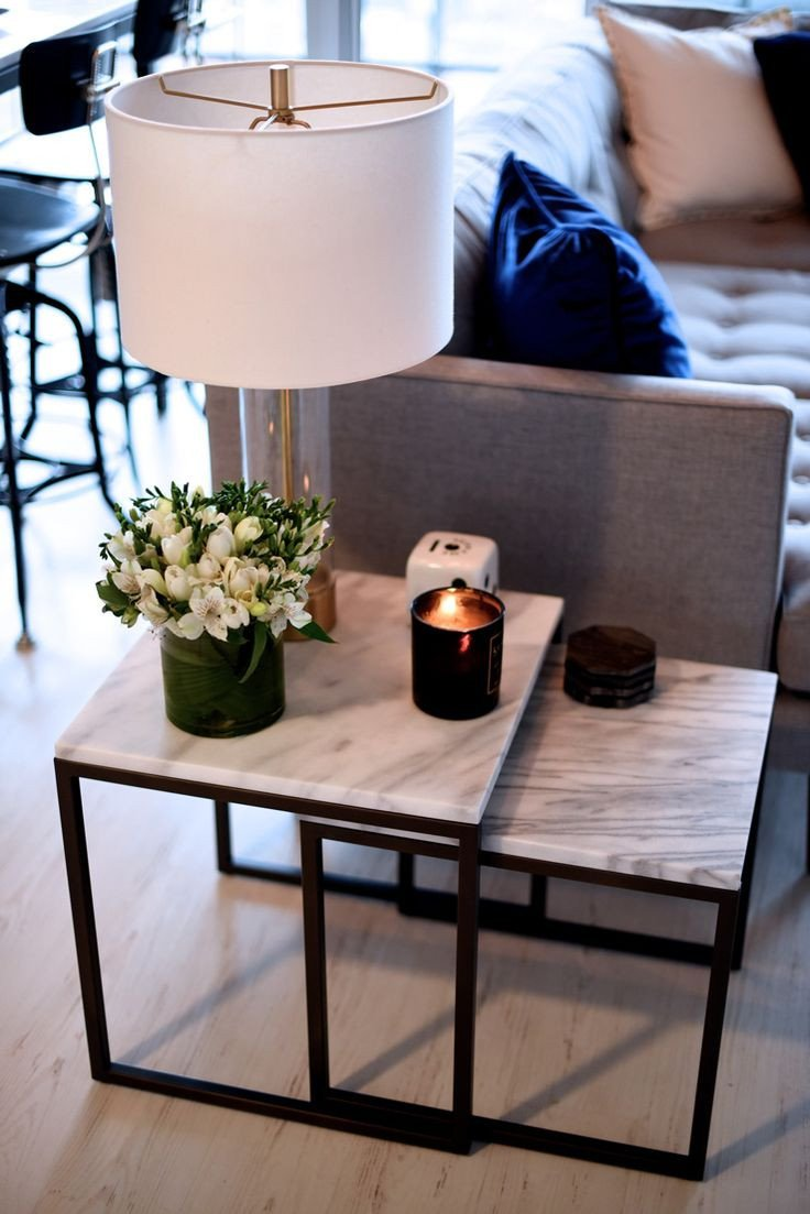 Living Room Side Table Decor Best Of 25 Best Ideas About Living Room Side Tables On Pinterest