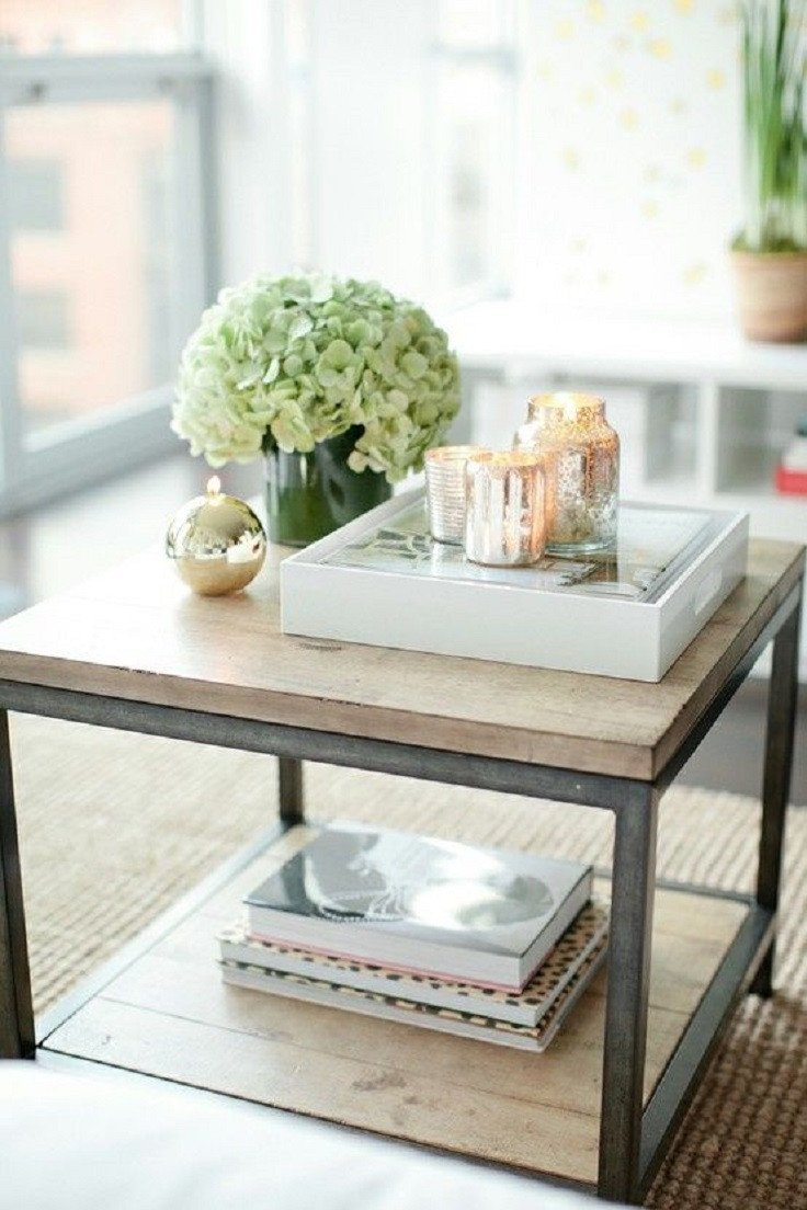 Living Room Side Table Decor Inspirational top 10 Best Coffee Table Decor Ideas top Inspired