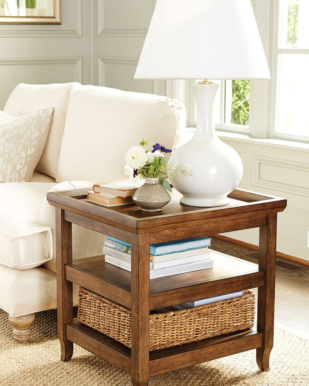 Living Room Side Table Decor Lovely How to Pick A Side Table