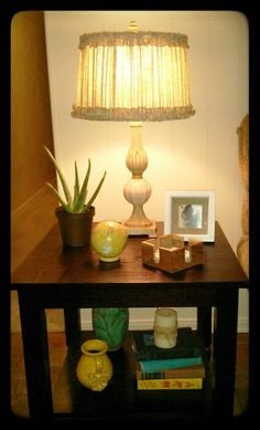 Living Room Side Table Decor Unique 1000 Images About End Table Decor On Pinterest