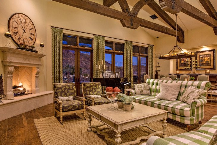 Modern Country Decor Living Room Inspirational 17 French Country Living Room Designs Ideas