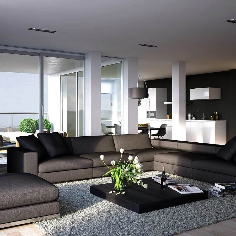Modern Living Room Decor Ideas Awesome 15 attractive Modern Living Room Design Ideas
