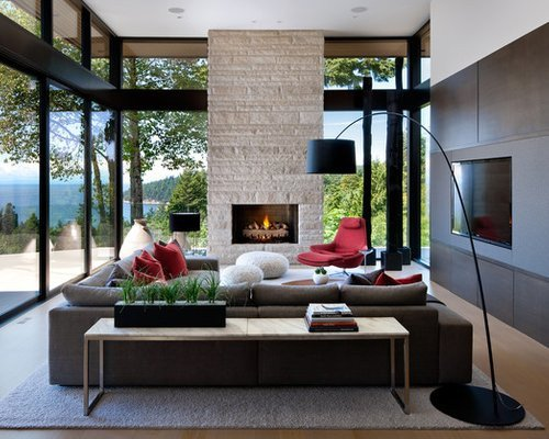 Modern Living Room Decor Ideas Luxury Modern Home Design S & Decor Ideas