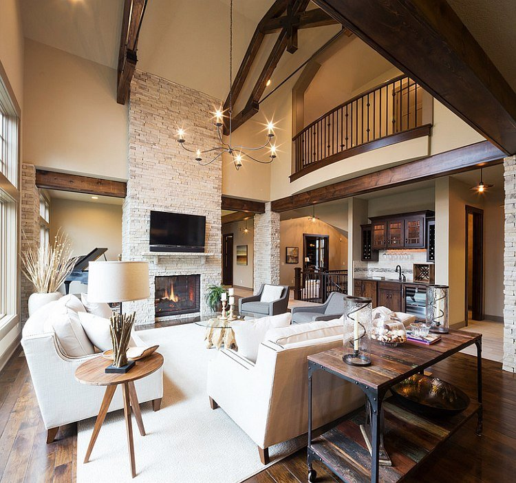 Modern Rustic Decor Living Room Beautiful 30 Rustic Living Room Ideas for A Cozy organic Home