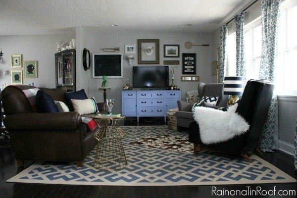 Modern Rustic Decor Living Room Best Of Vintage Modern Rustic Living Room