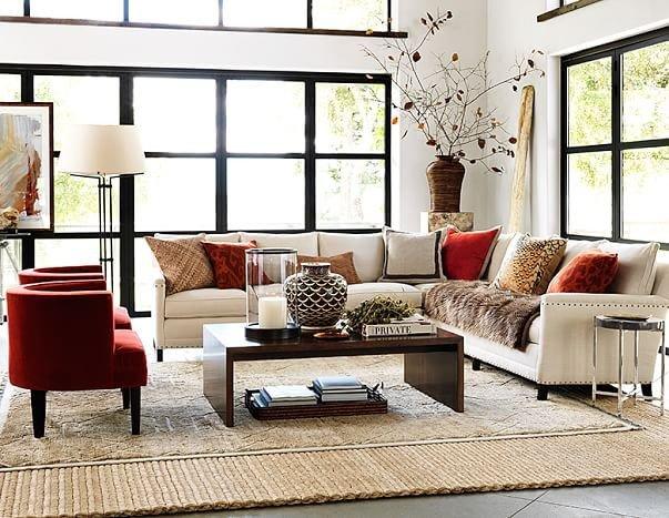 Modern Rustic Decor Living Room Luxury Rustic Modern Living Room Decor
