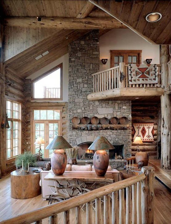 Modern Rustic Decor Living Room Unique 40 Awesome Rustic Living Room Decorating Ideas Decoholic