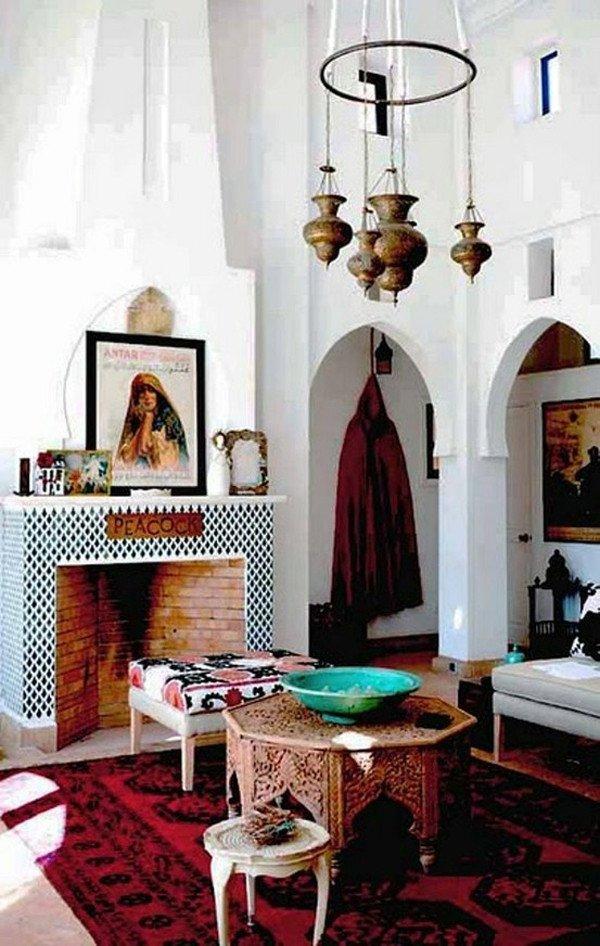 Moroccan Decor Ideas Living Room Elegant 25 Modern Moroccan Style Living Room Design Ideas – the