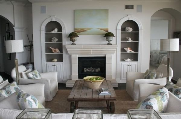 Nautical Decor Ideas Living Room Fresh Nautical Decor Ideas From Ship Wheels to Starfish