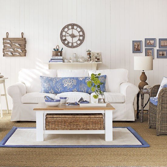 Nautical Decor Ideas Living Room Lovely Living Room Decorating Ideas In Nautical Decor – House