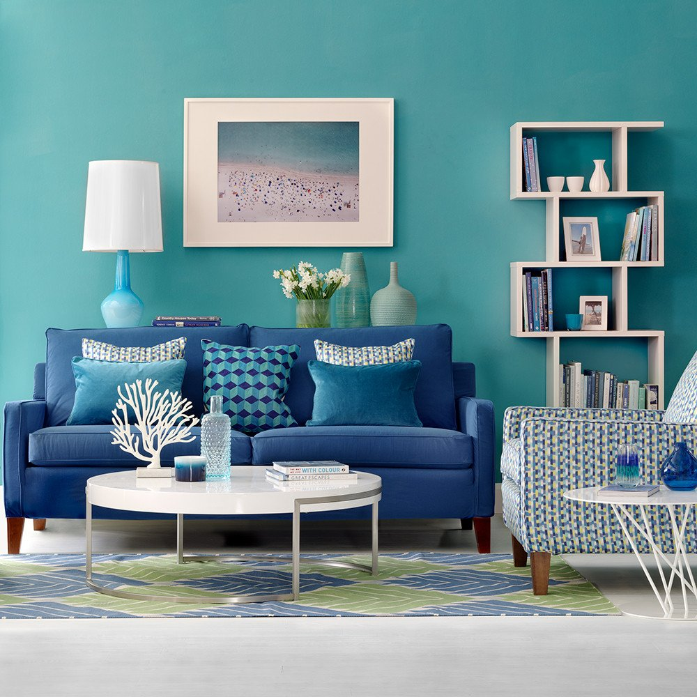 Nautical Decor Ideas Living Room Unique Coastal Living Rooms to Recreate Carefree Beach Days