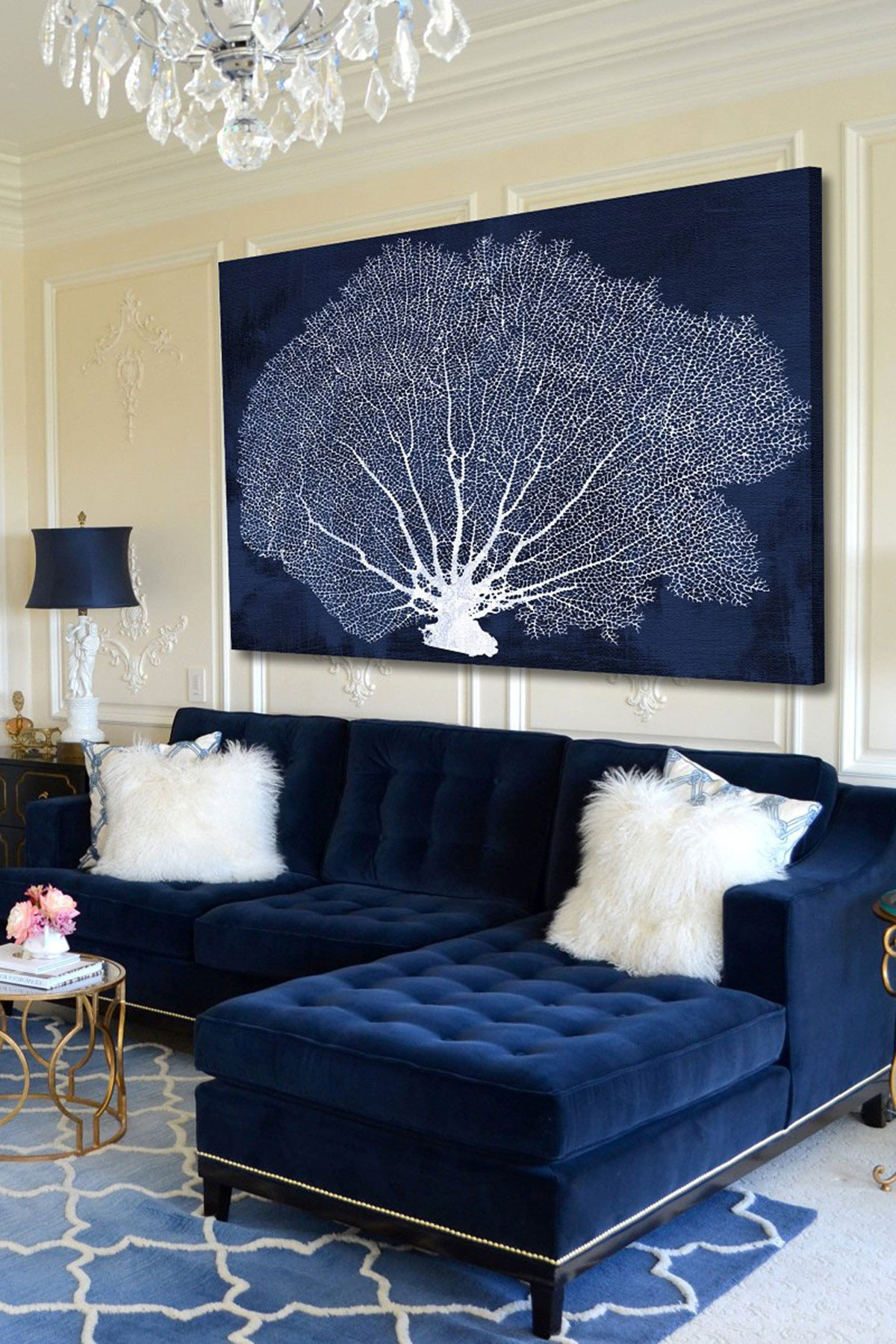Navy Blue Living Room Decor Best Of Navy Blue Living Room Ideas – Adorable Home