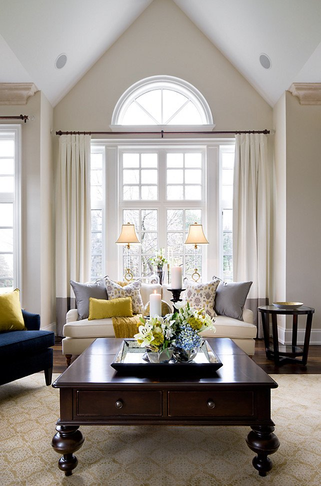 Neutral Living Room Color Ideas Inspirational Family Home with sophisticated Interiors Home Bunch