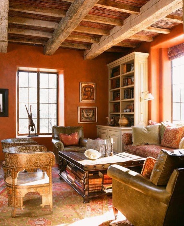 Orange Decor for Living Room Unique 15 Lively orange Living Room Design Ideas Rilane