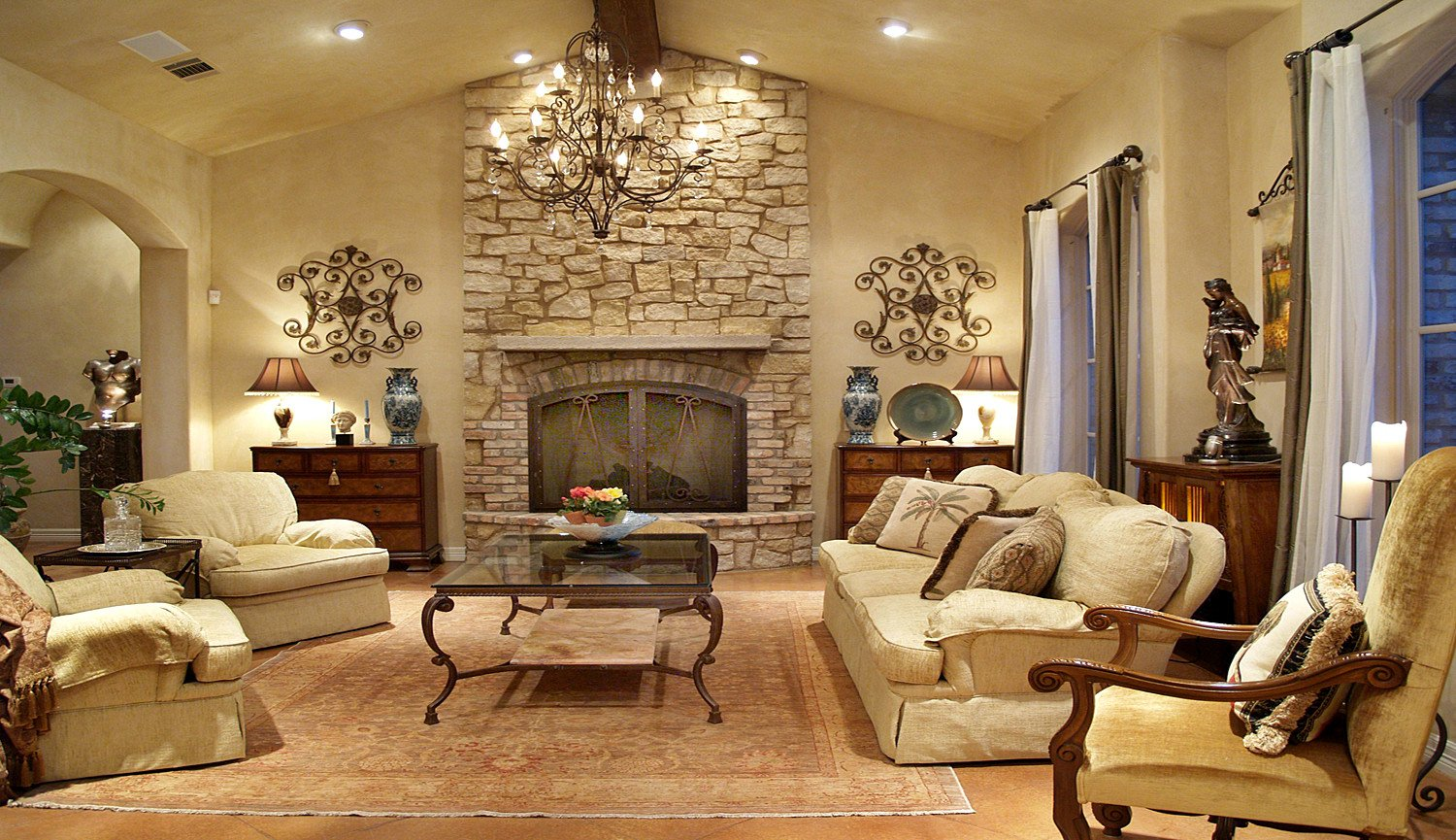 Pictures for Living Room Decor Beautiful Custom Family Room and Great Room Ideas