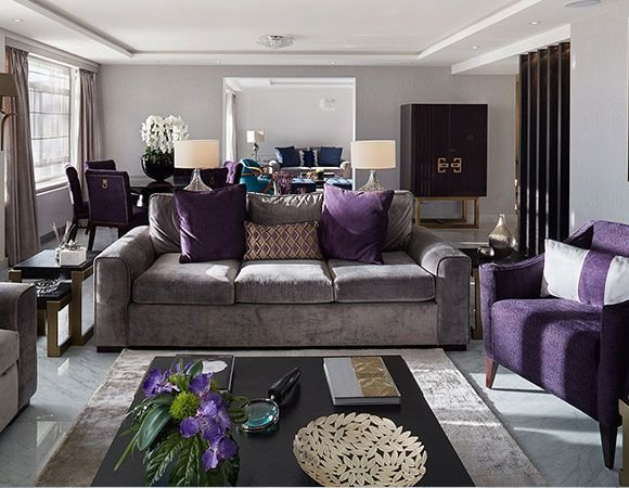 Purple Wall Decor Living Room Awesome Best 25 Purple Grey Bedrooms Ideas On Pinterest