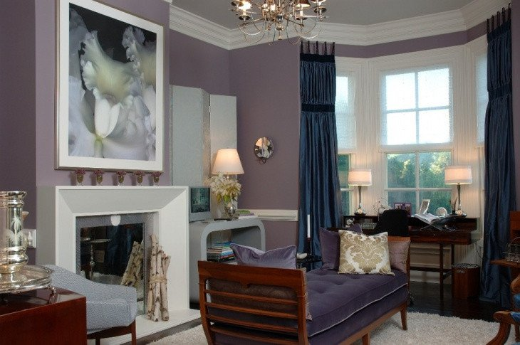 Purple Wall Decor Living Room Best Of 15 Living Room Wall Color Designs Decor Ideas