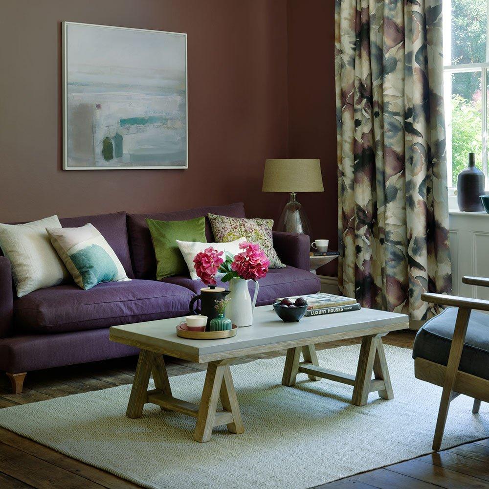Purple Wall Decor Living Room Best Of Purple Living Room Ideas