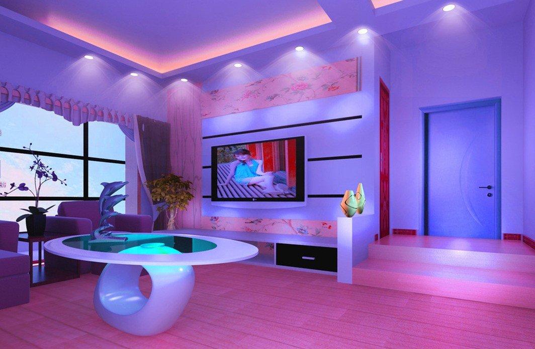 Purple Wall Decor Living Room Best Of Purple Room Wallpaper Wallpapersafari