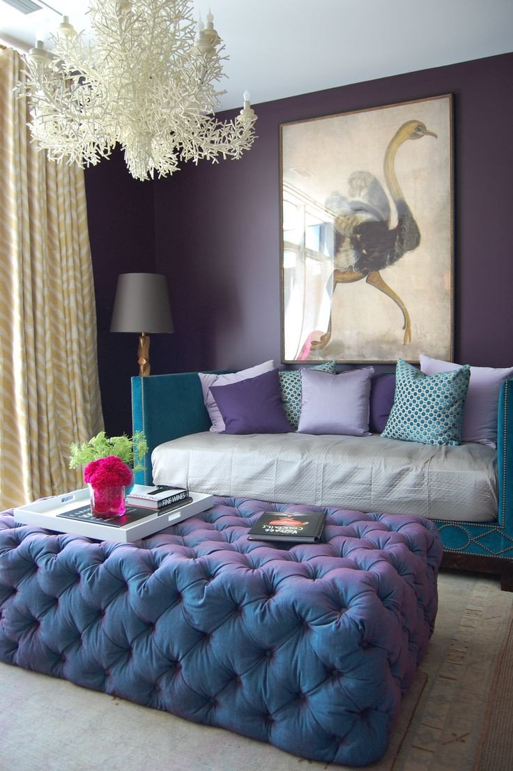 Purple Wall Decor Living Room Fresh Best 25 Jewel tone Room Ideas On Pinterest