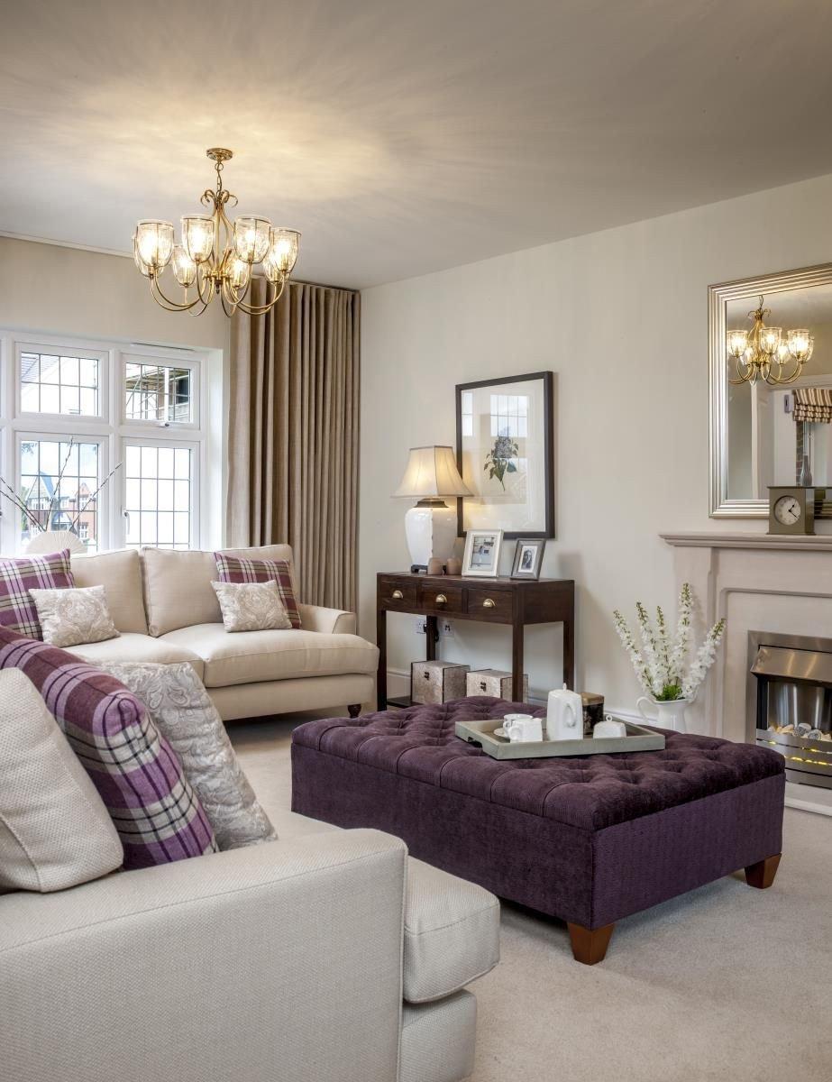 Purple Wall Decor Living Room Fresh Dazzling Purple Living Room Designs