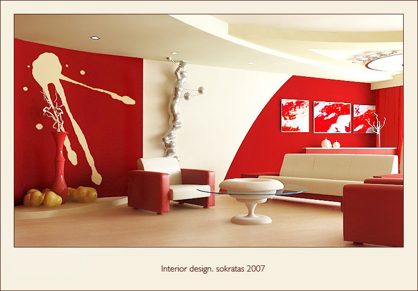 Red Decor for Living Room Beautiful 28 Red and White Living Rooms