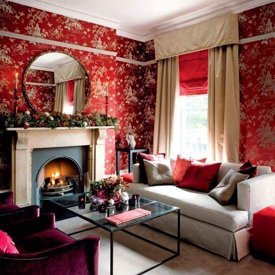 Red Decor for Living Room Fresh 51 Red Living Room Ideas