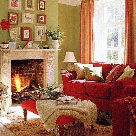 Red Decor for Living Room Inspirational Binar Colores Decoracion Espaciohogar