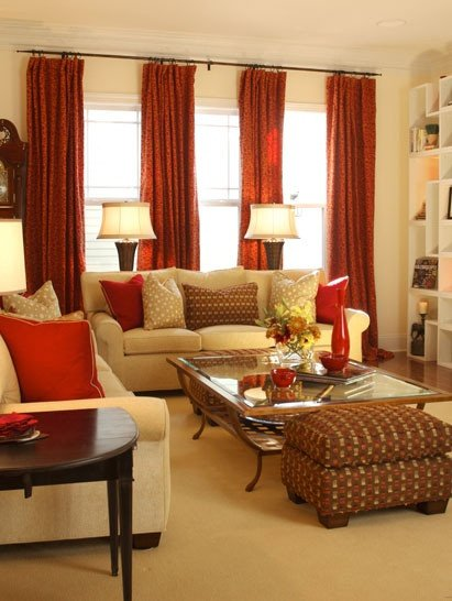 Red Decor for Living Room Lovely 8 Red Room Interior Design Ideas